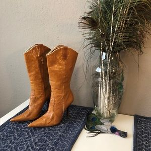 Bakers Leather Boots